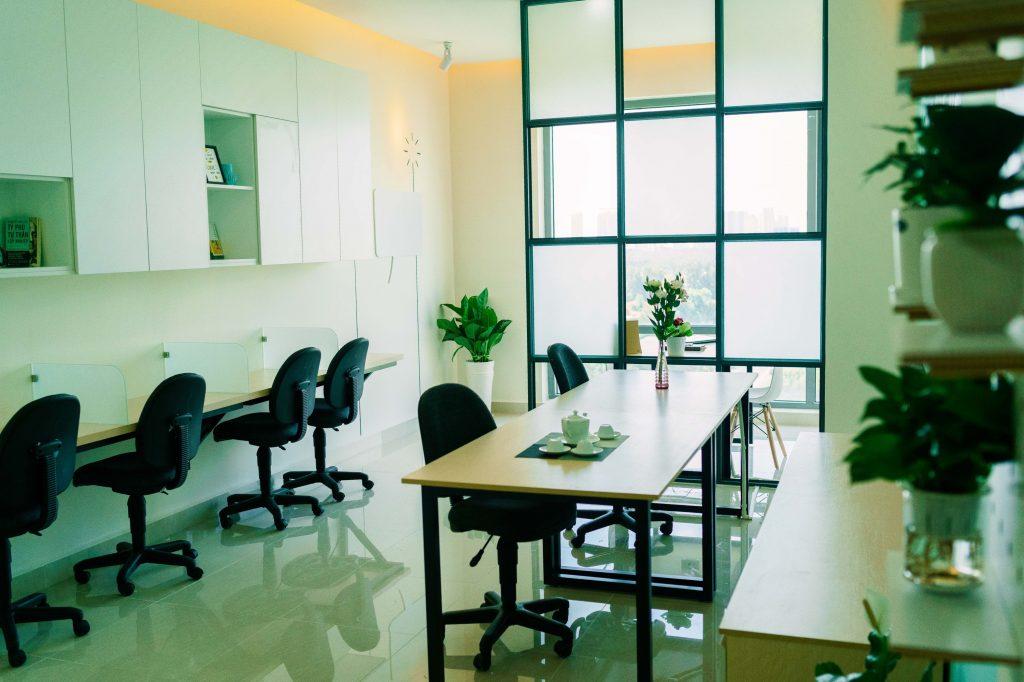 Văn phòng cho thuê quận 7 Phú Mỹ Hưng Unit office